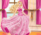 Barbie Prenses Elbisesi Tasarımı