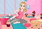 Barbie Yoga Odası