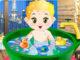Bebeğin Günlük Banyosu