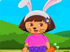 Dora Neşeli Tavşan Bakımı