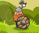 Güçlü Viking Baltası