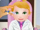 Juliet Bebek Göz Doktorunda