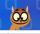 Kedi Süt Peşinde