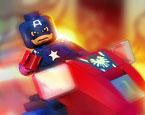 Lego Yenilmezler Kaptan Amerika