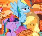 My Little Pony Tatlı Saklambaç
