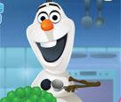 Olaf  Dondurma Yapıyor