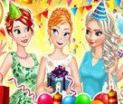 Prenseslerin Doğum Günü Sürprizi