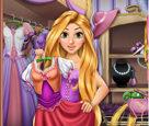 Rapunzel Elbise Dolabı