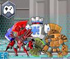 Robot Dövüşü Turnuvası