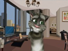 Talking Tom Oda Dekorasyonu
