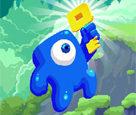 Tek Gözlü Mavi Yaratık